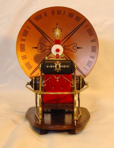 time machine blinking